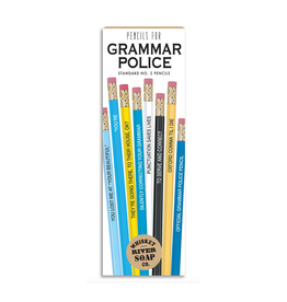Grammar Police Pencil Pack
