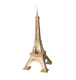 Hands Craft Modern Wooden Puzzle : Eiffel Tower