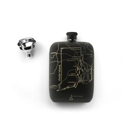 Rhode Islander Flask