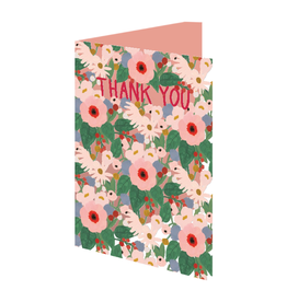 Roger La Borde Thank You King Protea Greeting Card