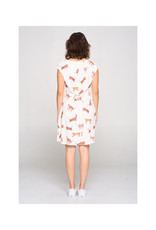 Tiger Dress with Pockets