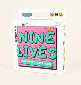 Nine Lives Throwing Cats Game