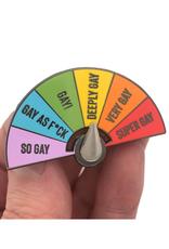 Super Gay Pin
