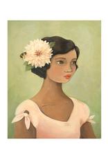 Dahlia Print
