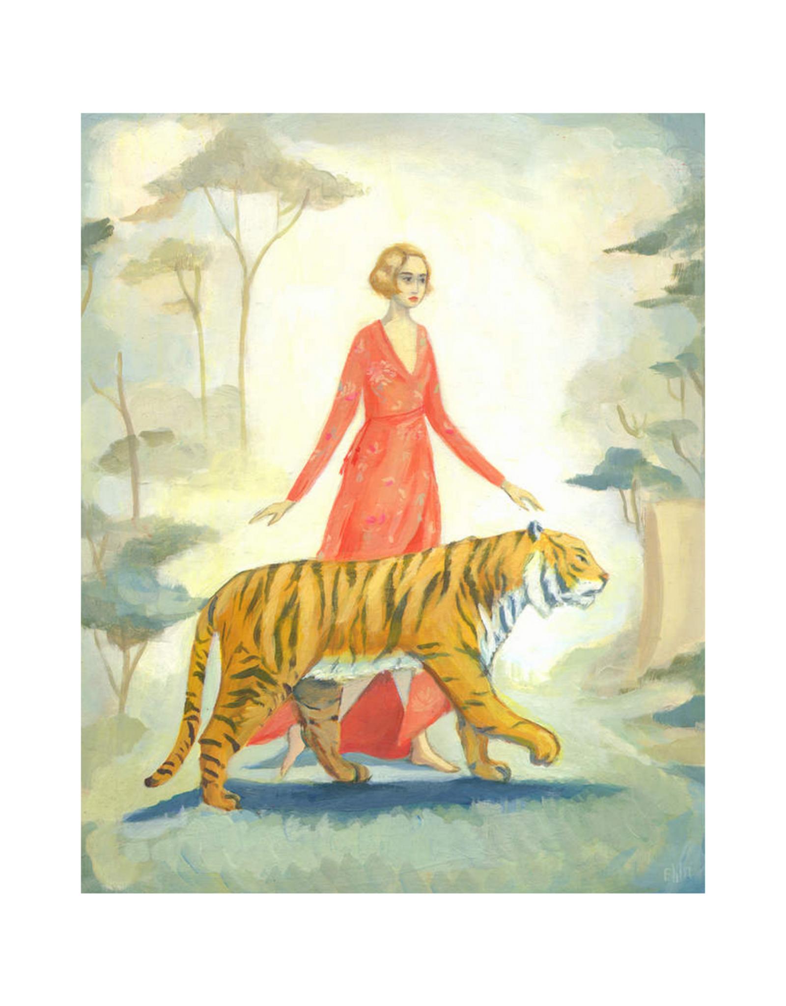 The Tiger's Bride Print