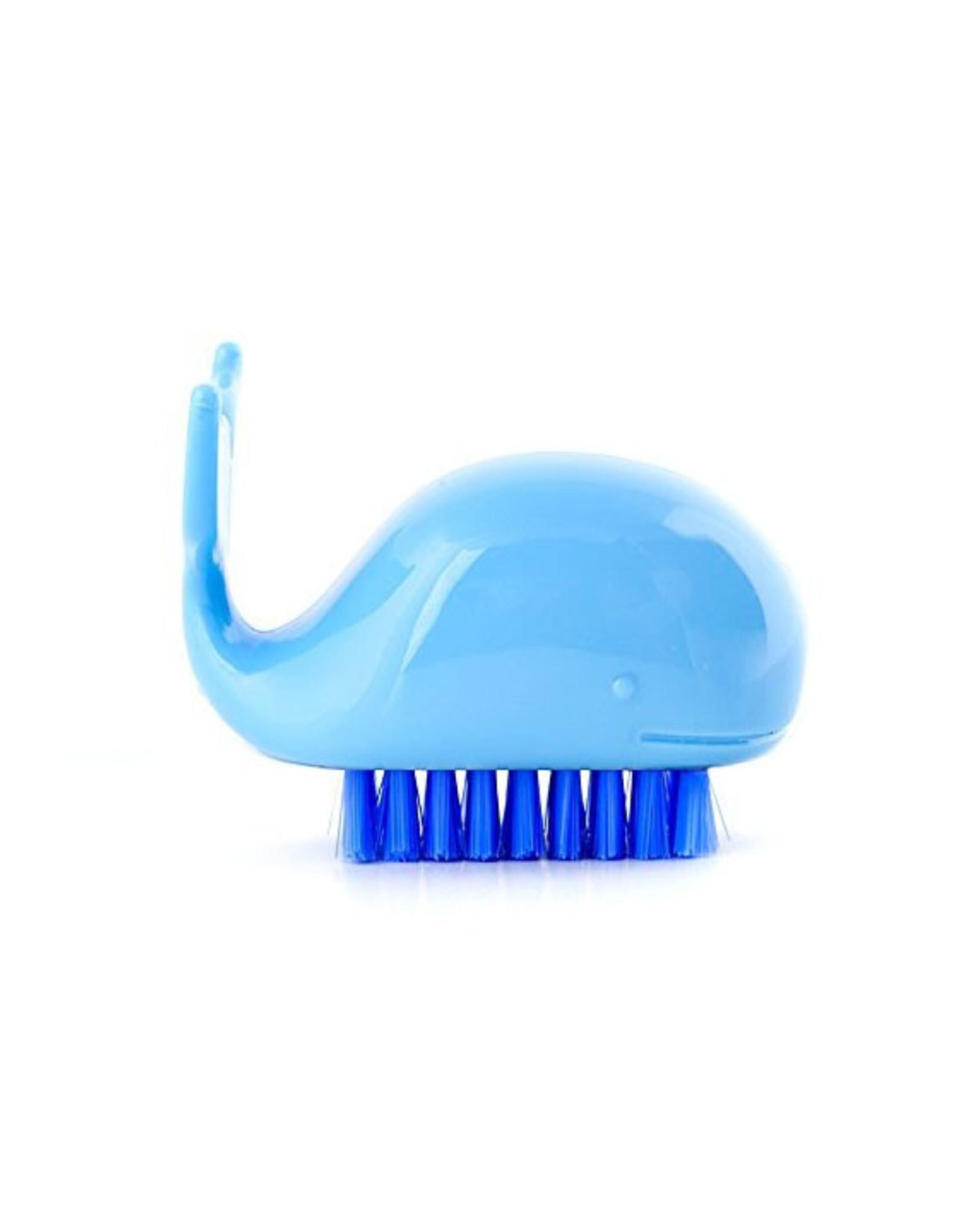 Whale Nail Brush