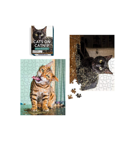 Cats on Catnip Mini Puzzles