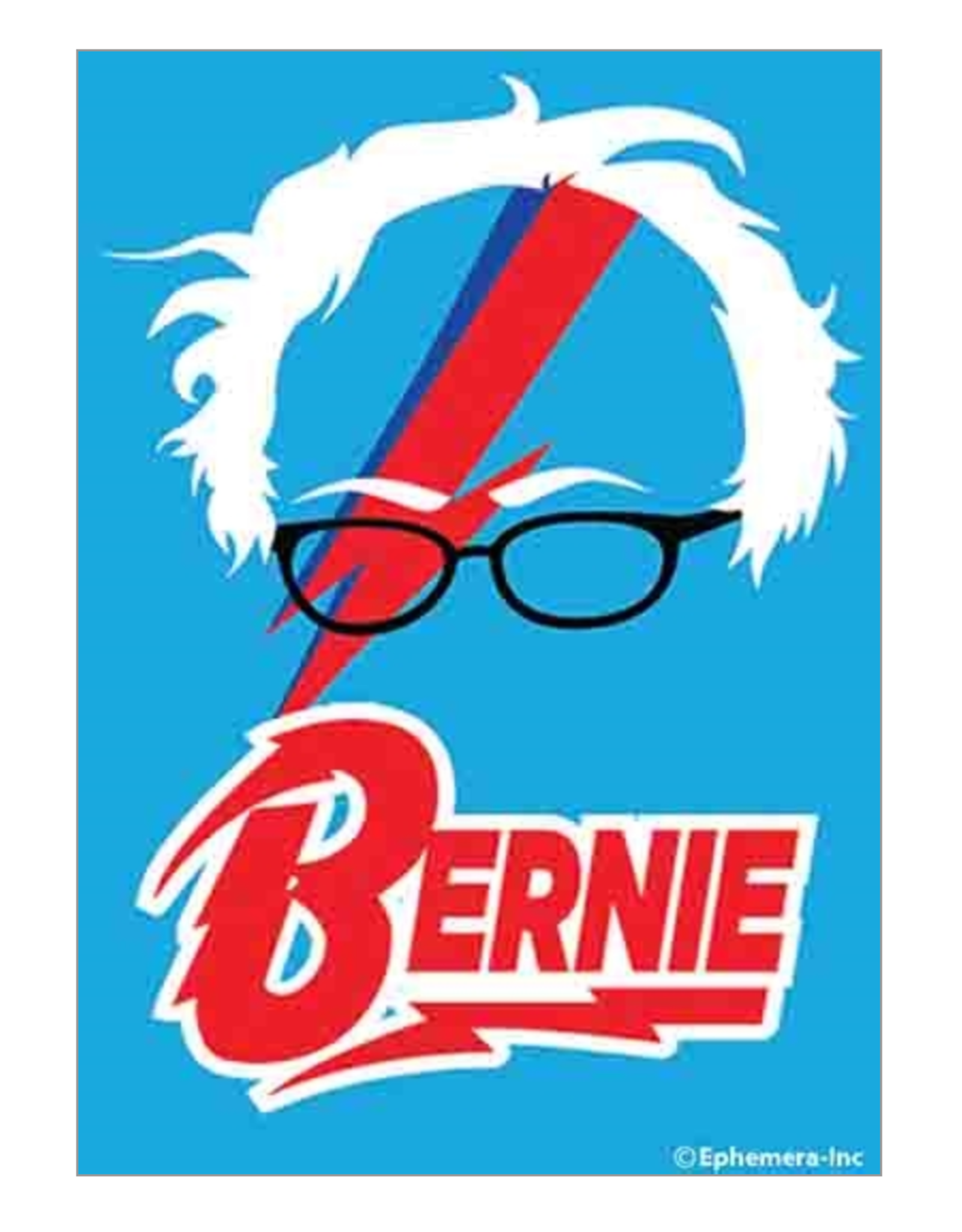 Bernie (David Bowie) Magnet