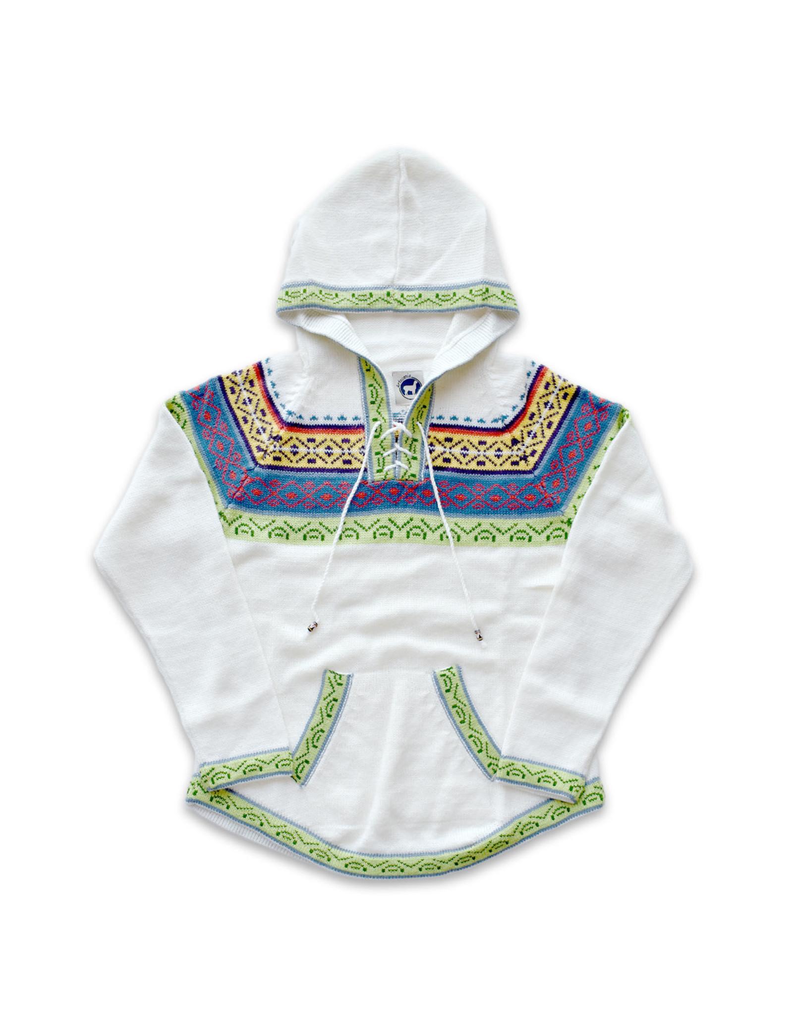 Artesania Knit Hoodie