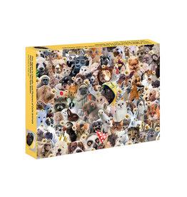 Cute Animals 500 Piece Puzzle