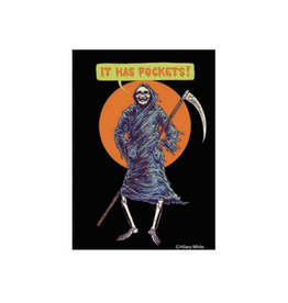 It Has Pockets! Reaper Magnet