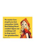 Little Red Riding Hood Magnet