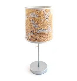 Providence Map Lamp