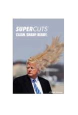 Supercuts Clean Sharp Ready (Trump) Magnet