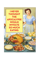 The Apocalypse Involves So Much Eating Magnet
