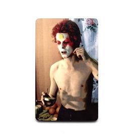 Bowie Make-Up Magnet