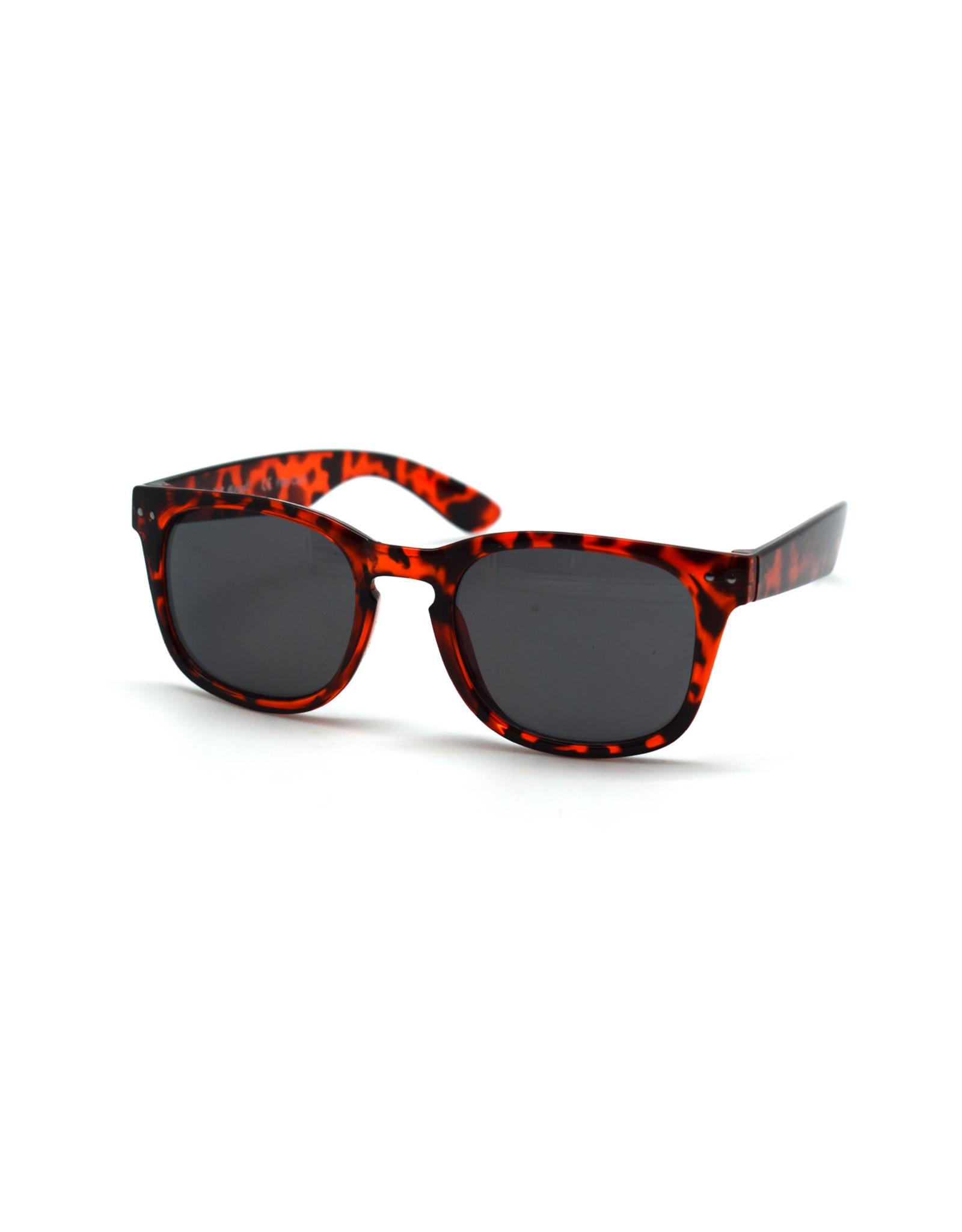 Red Leopard Sunglasses