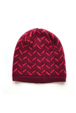 Chevron Hat - Red