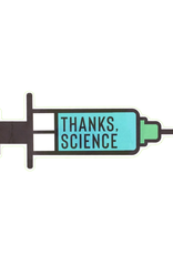 Thanks, Science Vaccine Sticker