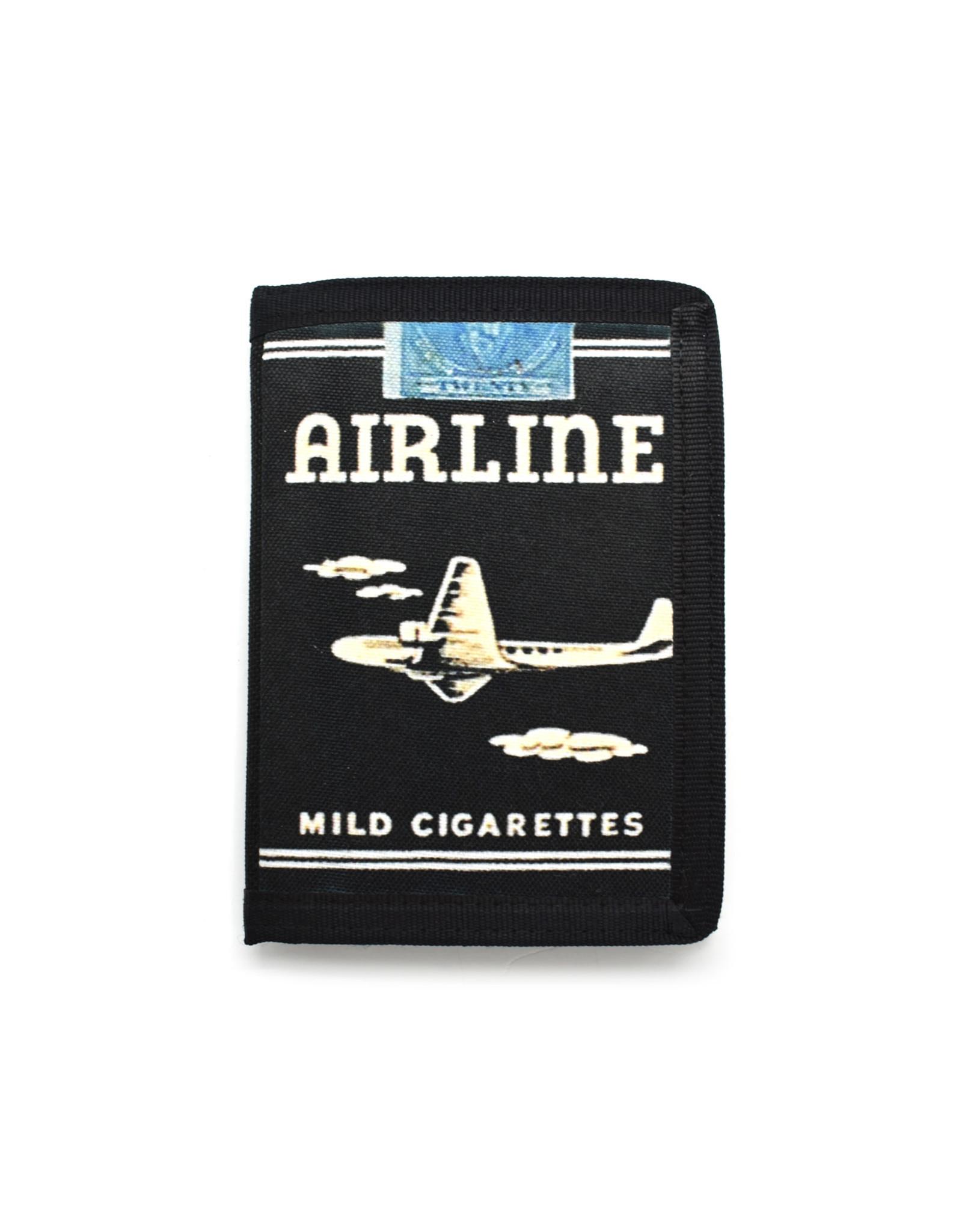 Airline Velcro Wallet