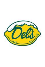 Del's Lemon Sticker