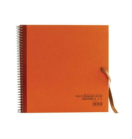 Holbein 33 Series Spiral Sketchbook - Square