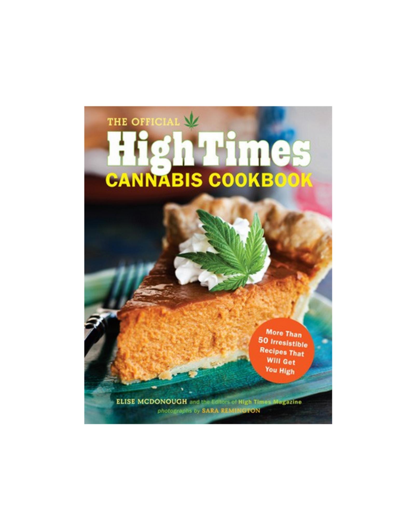 High Times Cannabis Cookbook