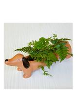 Daisy the Dachshund Planter