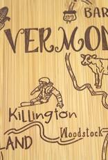 Destination Vermont Cutting Board - Seconds Sale!