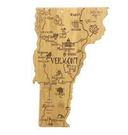 Destination Vermont Cutting Board - Seconds Sale!