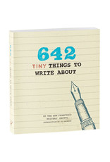 642 Tiny Things To Write About - Seconds Sale!