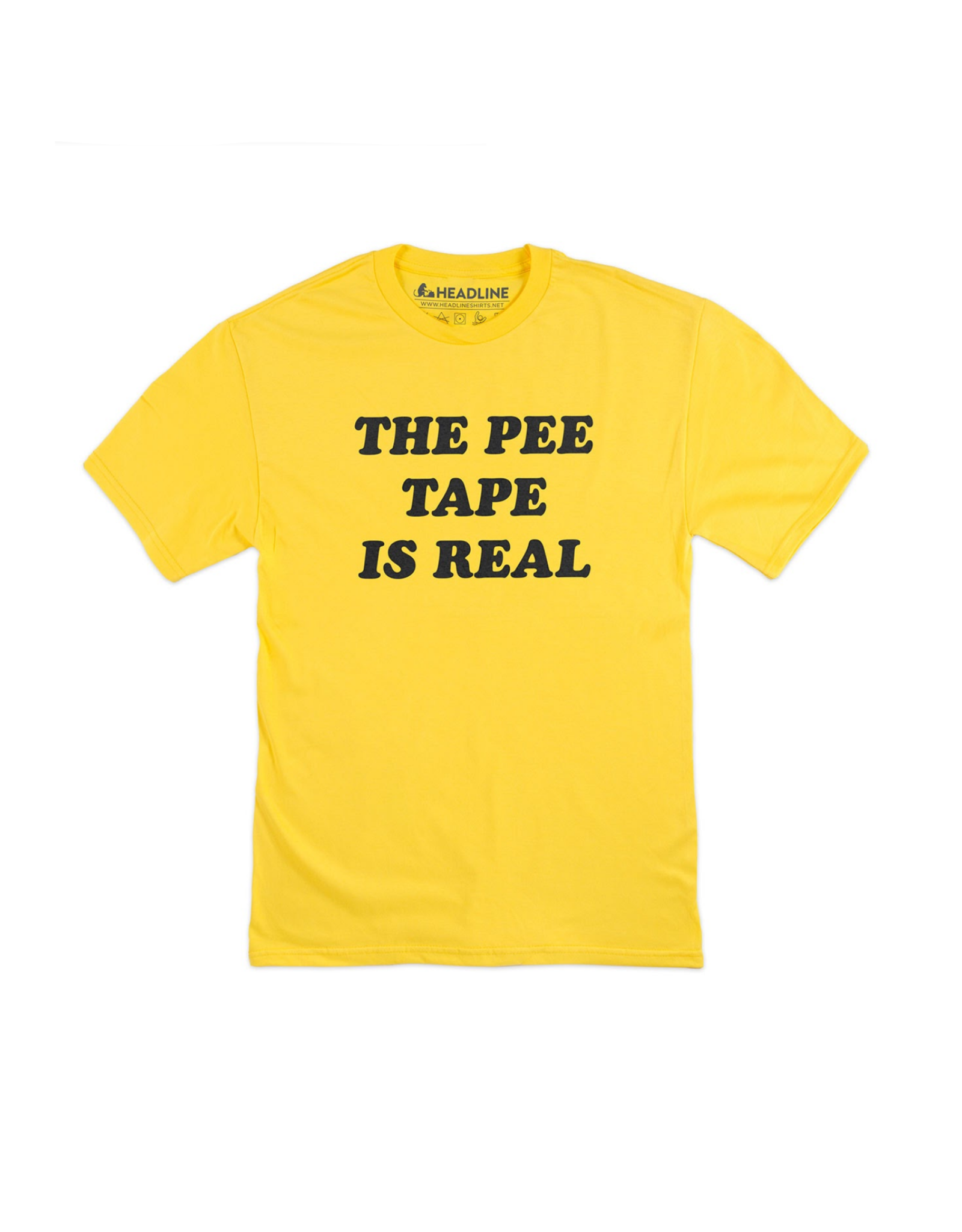 The Pee Tape is Real T-shirt