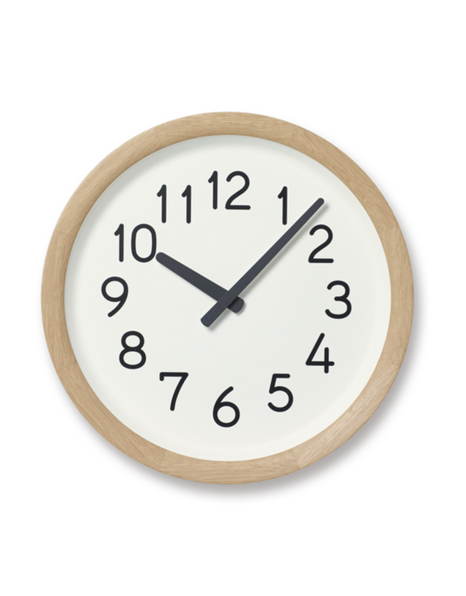 Day to Day Clock, Natural