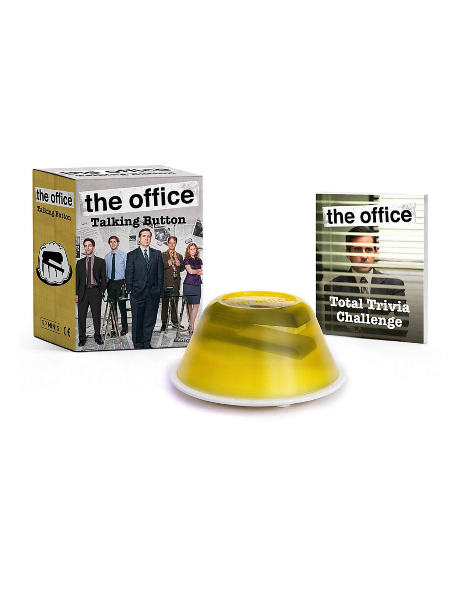 The Office Talking Button