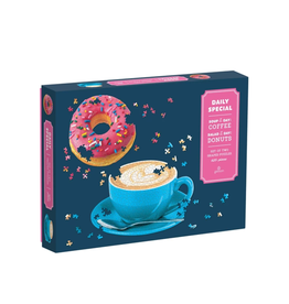 Coffee & Donuts Puzzle - Seconds Sale
