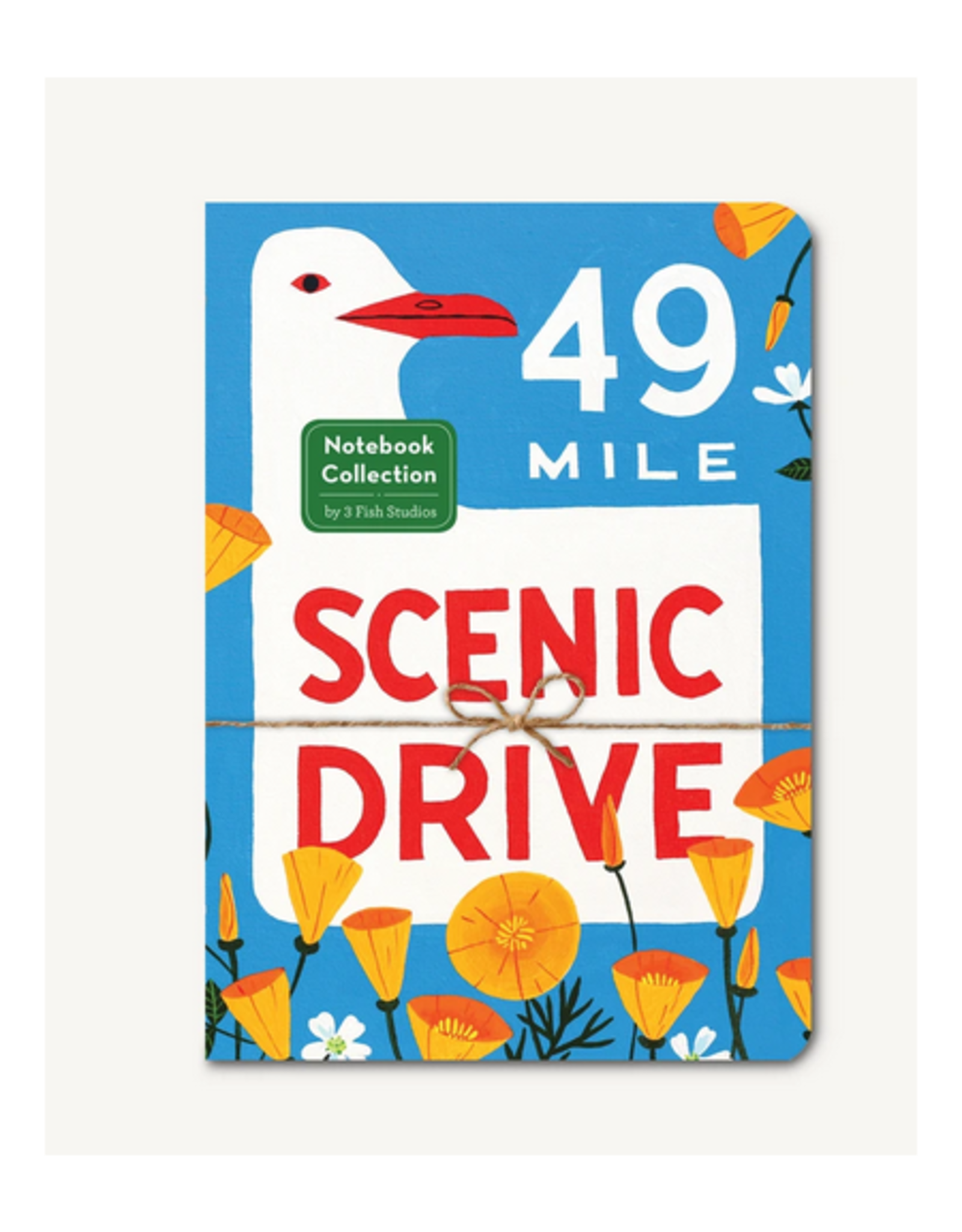49 Mile Scenic Drive Notebook Collection