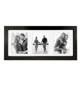 MCS Frames 5.5x13 Floating Picture Frame - Walnut