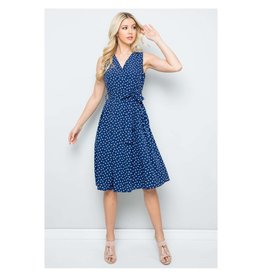 Swallow Midi Dress