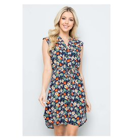 Ditzy Daisy Dexter Dress