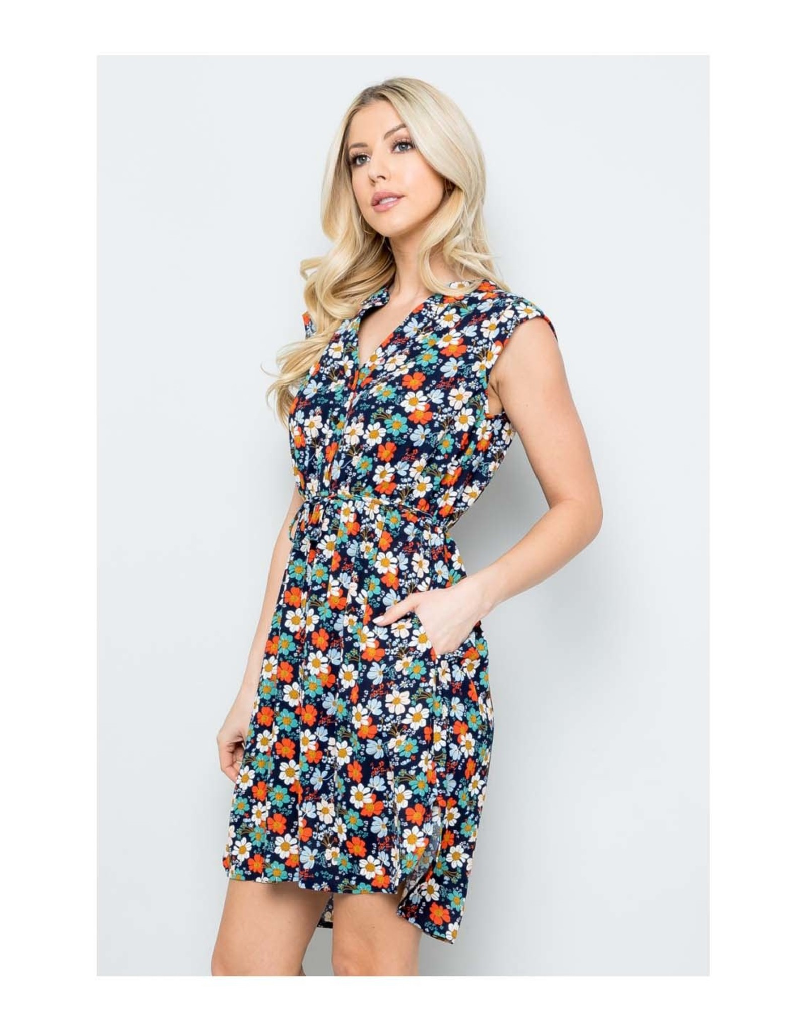 Ditzy Daisy Dexter Dress