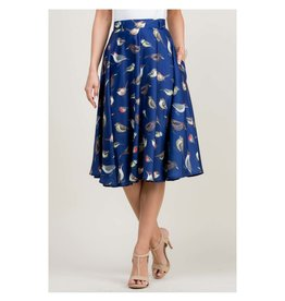 Song Bird Belted Skirt