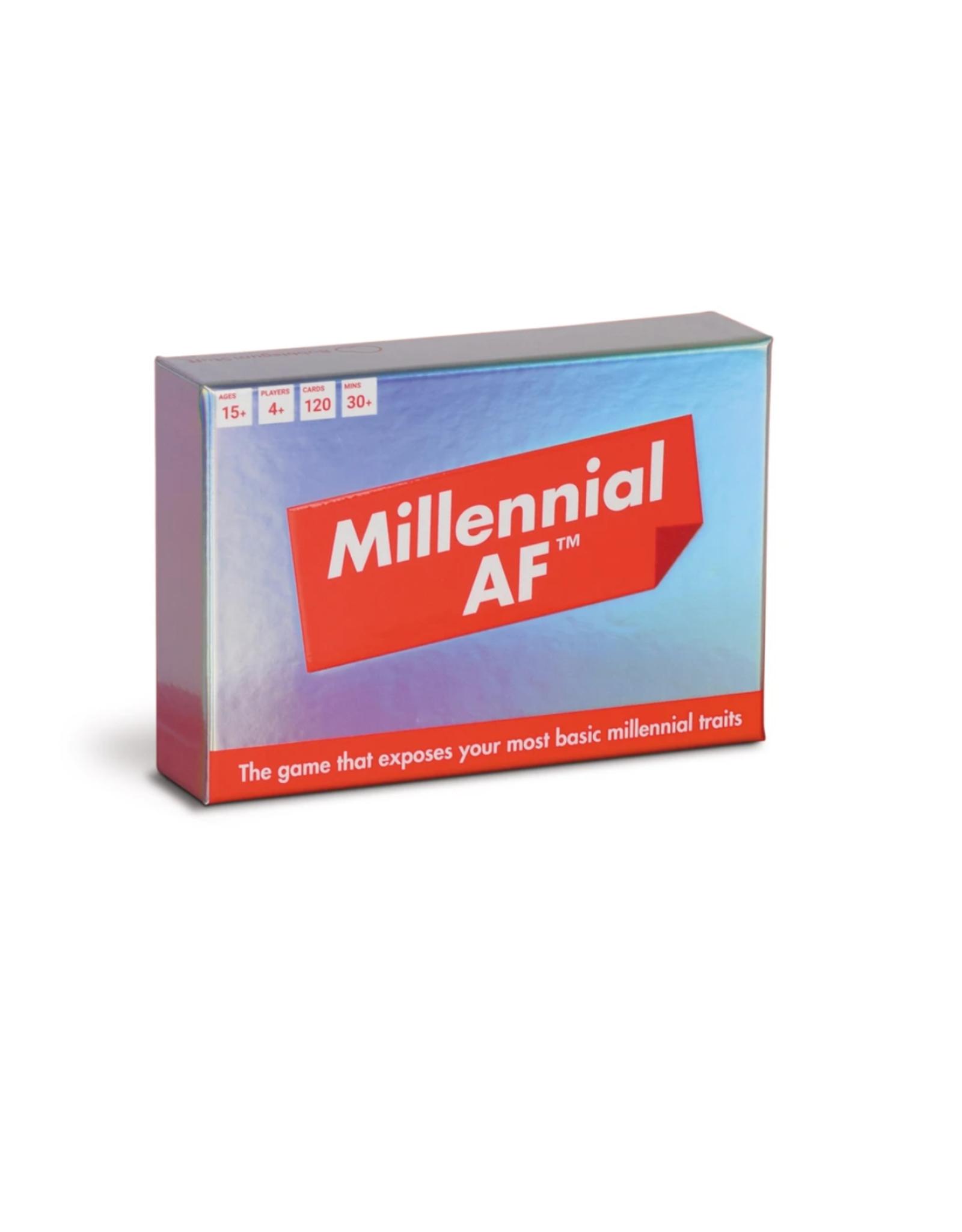 Millennial AF Card Game