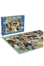 Celebrity Dogs Puzzle - 1000 Pieces