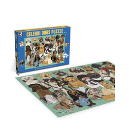 Celebrity Dogs Puzzle - 1000 Pieces