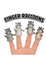 Finger Puppet - Raccoon