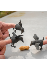 Finger Puppet - Crows