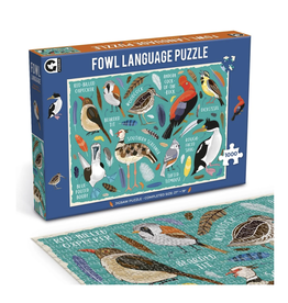Fowl Language Birds Puzzle