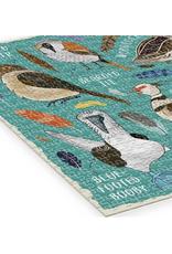 Fowl Language Birds Puzzle