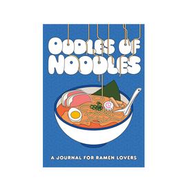 Oodles of Noodles Ramen Journal