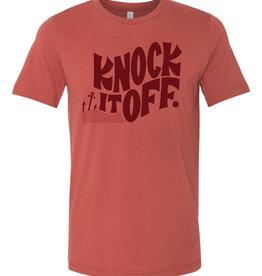 Knock It Off T-Shirt U-XL - Seconds Sale